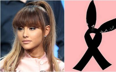 """""""No es tu culpa"""": Los fans de Ariana Grande se unen para apoyar a la can..."""
