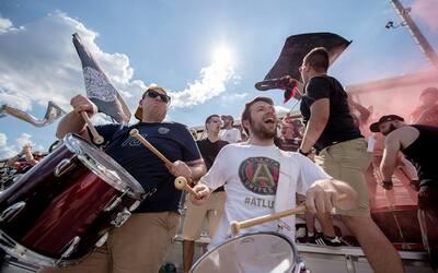 Los aficionados de Atlanta United fueron locales por primera vez.