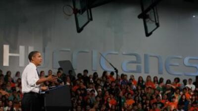 La Universidad de Miami es dirigida por Donna Shalala, la secretaria de...