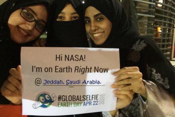 Desde Egipto hasta Australia: la #GlobalSelfie une al mundo entero. Foto...