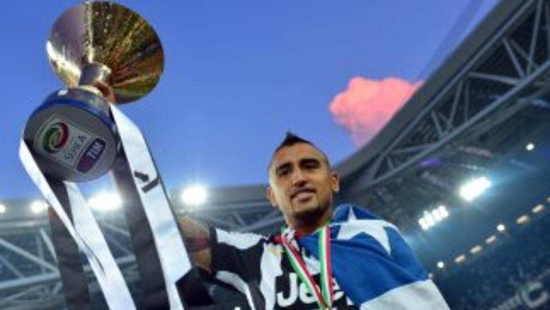 Vidal fue la figura de la 'Juve' en su último campeonato de Liga, princi...