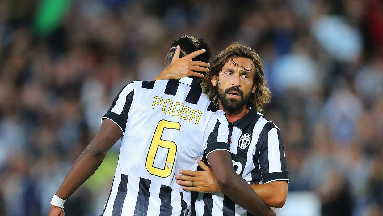 El histórico medio italiano ve a Pogba triunfando como el mejor de Europa.