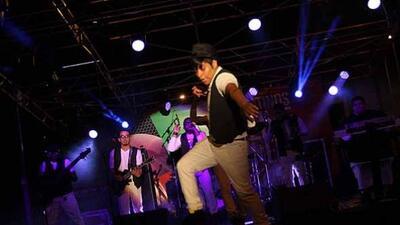 La música alternativa norteña de Quiro Olvera y 3Val durante el Austin F...