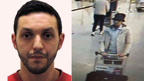 Confirman que Mohamed Abrini es 'el hombre del sombrero' de los atentado...