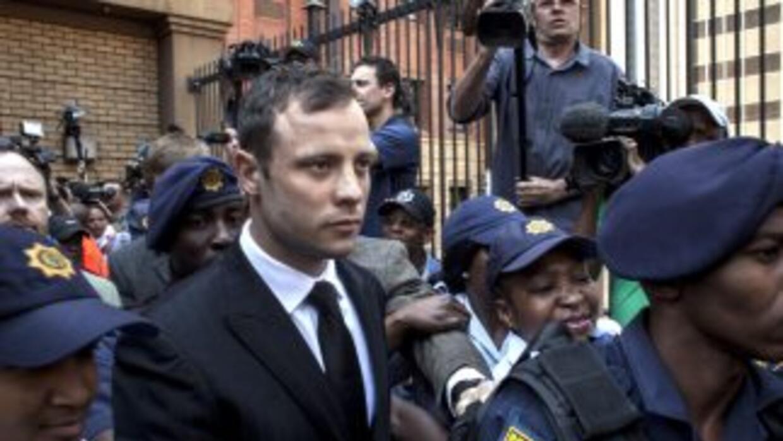 Oscar Pistorius fue declarado culpable de homicidio culposo por la muert...
