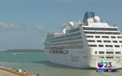 Crucero de Carnival zarpó de Miami a La Habana