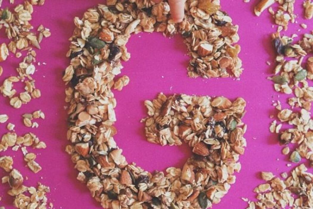 G is for Granola