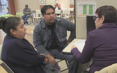 Confusión entre residentes de Houston que planean volverse a inscribir e...