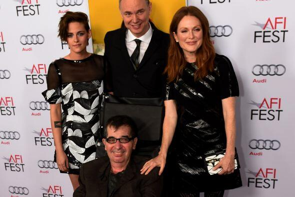 Richard Glatzer, co-director de la cinta 'Still Alice', por la cual Juli...