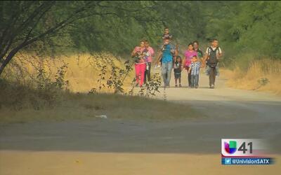 Niños migrantes continúan llegando al país a pesar de peligros