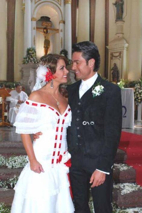 Confirmaron que forman una de las parejas más queridas.
