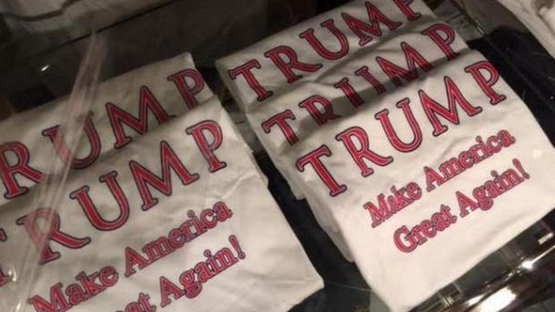 Gorra de Trump se agota en tiendas camsatruo.JPG