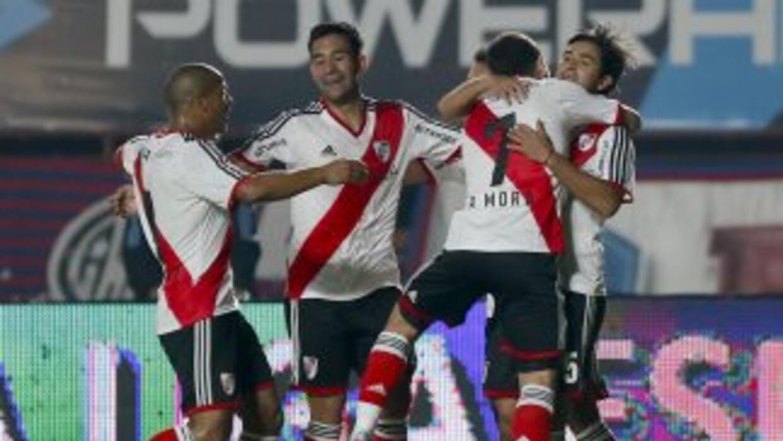 River Plate consiguió su cuarto triunfo consecutivo.