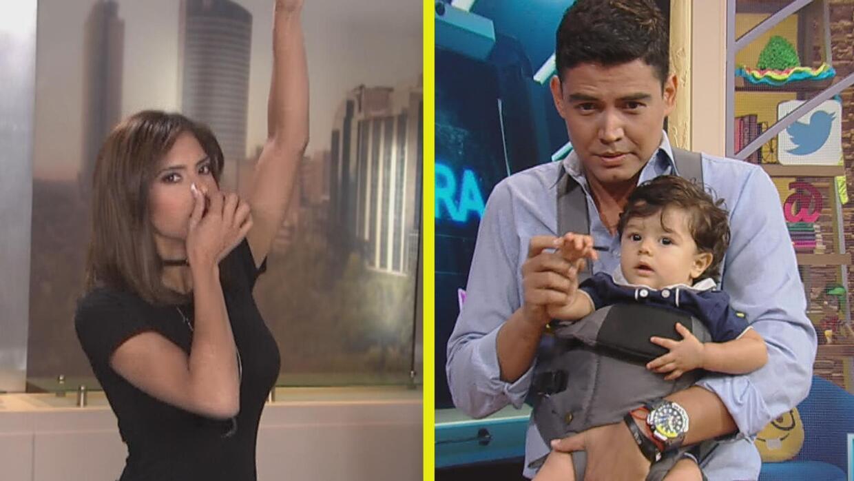 #DAEnUnMinuto: Baby Joshua defiende a Alicia Machado y Francisca sí repa...