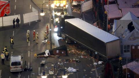 Estado Islámico se adjudica ataque en mercado navideño que dejó 12 muert...
