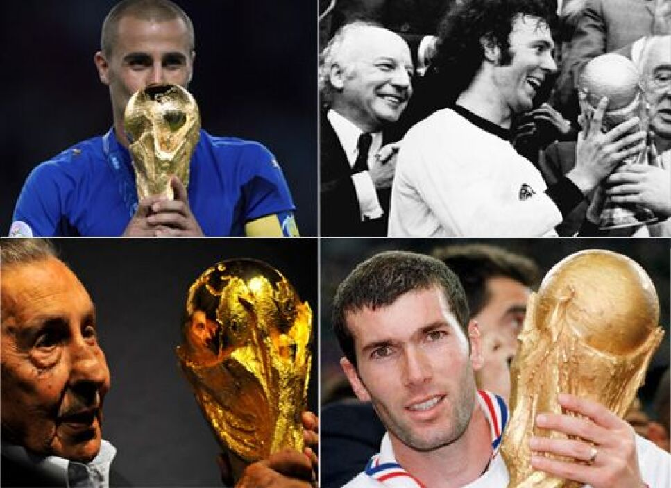 A continuación te presentamos a los mejores futbolistas en la historia d...