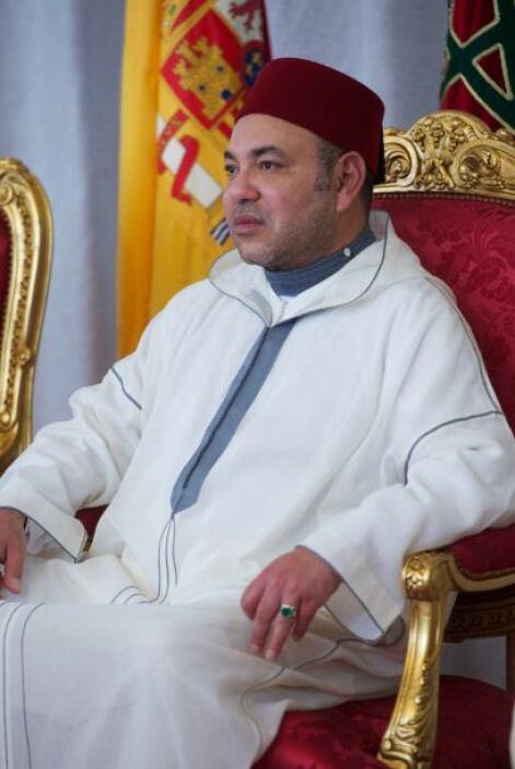 9. Mohammed VI. El Rey de Marruecos ha acumulado una riqueza de unos $2....