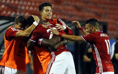 FC Dallas goleó 4-0 al Árabe Unido y saborea semifinales