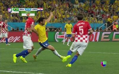Brasil abrió el Mundial con triunfo de 3-1