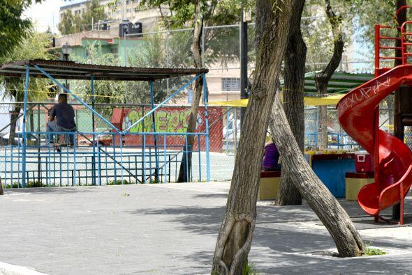 PLAZA E IGLESIA DE LOS ÁNGELES: Este lugar se llama así porque desde la...