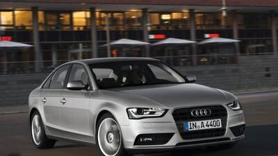 El A4 actual se comenzó a vender como modelo 2008, por lo que le urge un...
