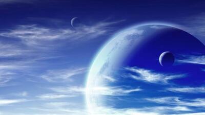 Investigadores de Caltech encontraron agua en otro planeta.