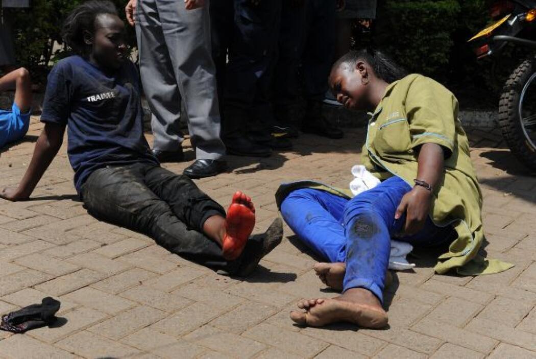 El comandante de la policía divisional, Samuel Anampiu, descartó ataques...