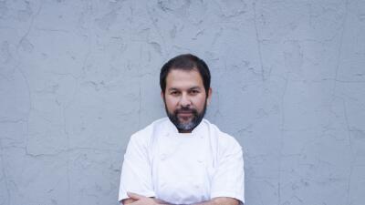 Enrique Olvera, cocinero mexicano