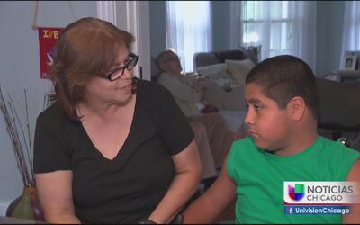 Comunidad construye el sueño de un niño con distrofia muscular