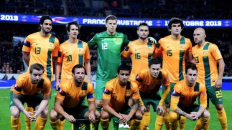 Australia se ubica en el grupo B junto con España, Chile y Holanda.