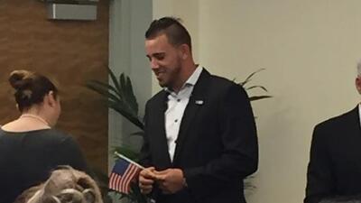 José Fernández se hace estadounidense