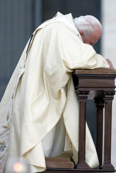 En 1978, Juan Pablo I era el Papa de la Iglesia Católica y tras 33 días...