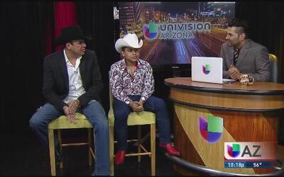 """Tito Torbellino Jr. y """"El Flaco"""" Elizalde compartirán escenario con Larry"""