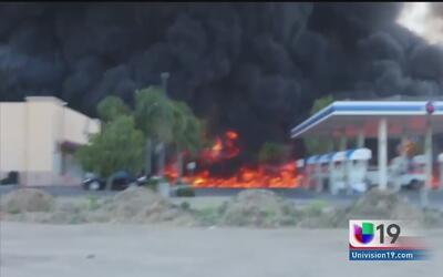 Explosión en Atwater deja saldo mortal