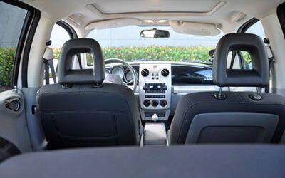 El PT Dream Cruiser ofrece un interior confortable para todos los ocupan...