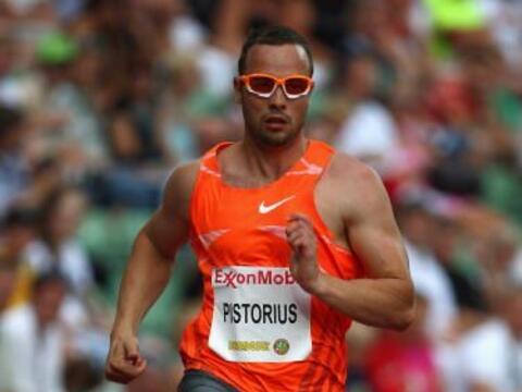 Oscar Pistorius participará con el equipo sudafricano en los Mund...