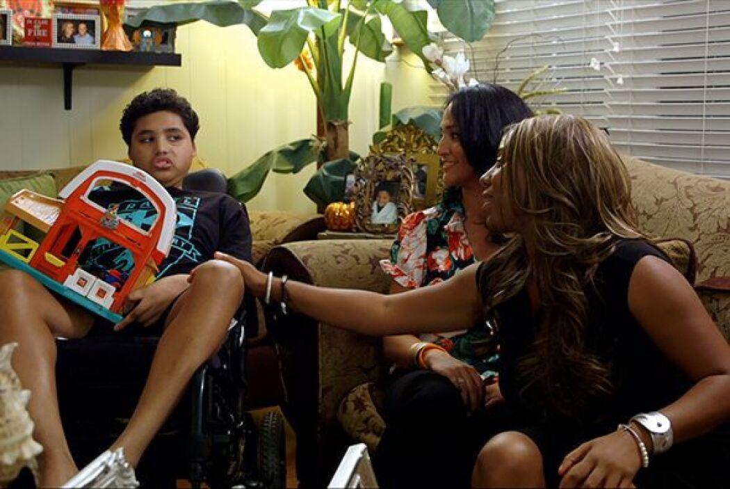 Finalmente, el doctor Juan recogió el testimonio de una familia donde el...