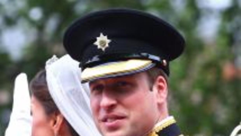 Bio Príncipe William