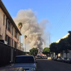 Incendio Downtown