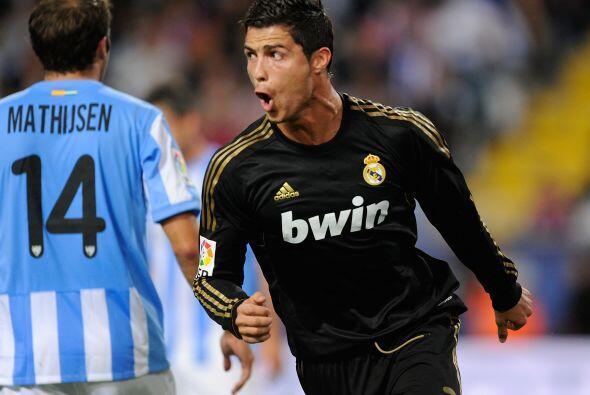 Ronaldo suma 265 goles y está a solo 58 dianas de alcanzar a Raúl, el ho...