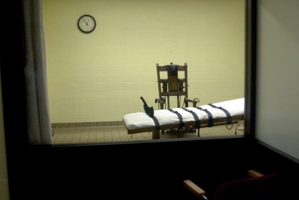 Resta saber si Estados Unidos eliminará en el futuro la pena de muerte,...