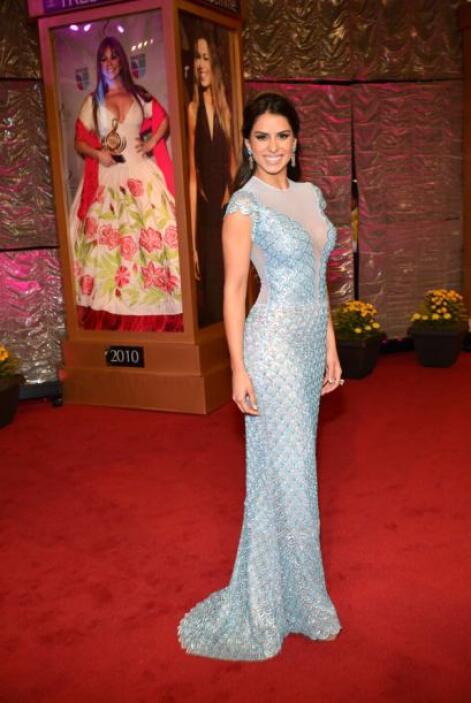 Vanessa De Roide muy bella.