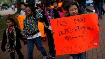 El éxodo de niños inmigrantes en EEUU ha levantado todo tipo de opiniones.