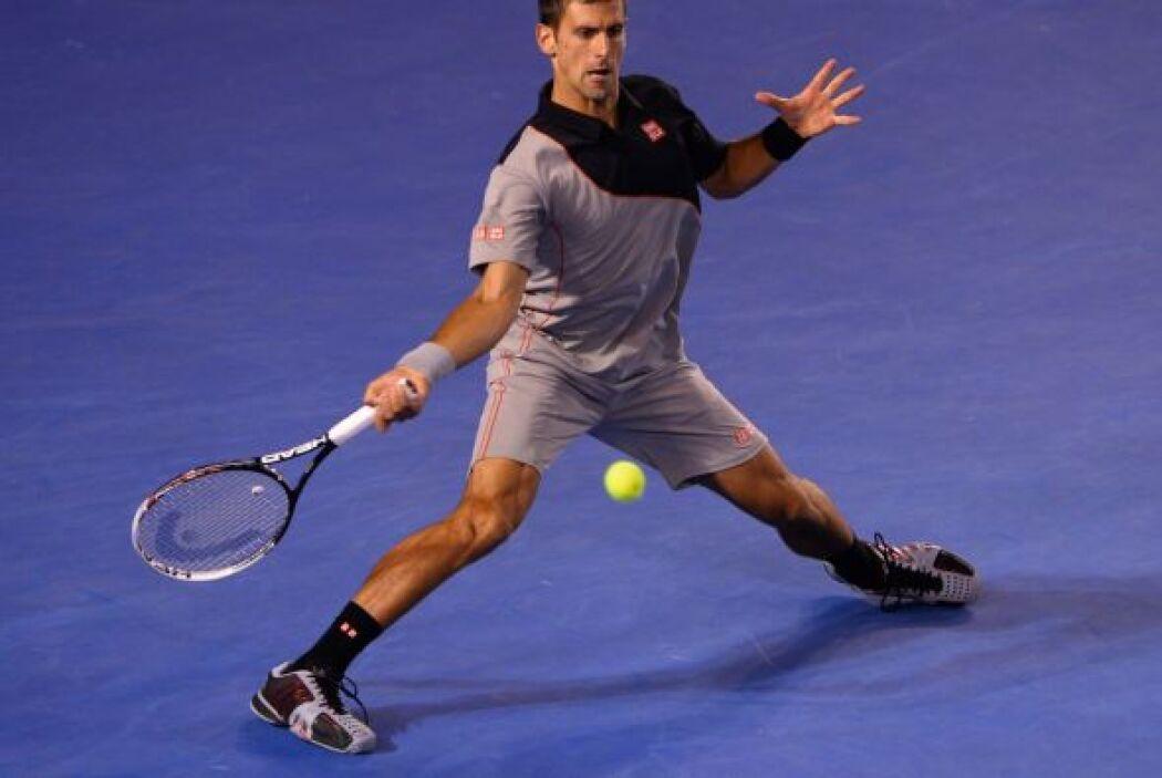 Nada más y nada menos que del serbio Novak Djokovic, quien gusta de todo...