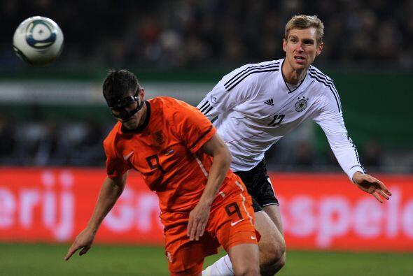 Sencillamente, sólo hubo un equipo en el campo y ese fue Alemania.