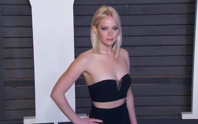 Jennifer Lawrence confiesa que hace mucho no tiene citas
