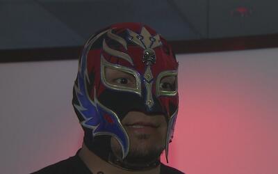 """""""Voy a darlo todo porque me voy a llevar ese cinturón para Tijuana, de d..."""