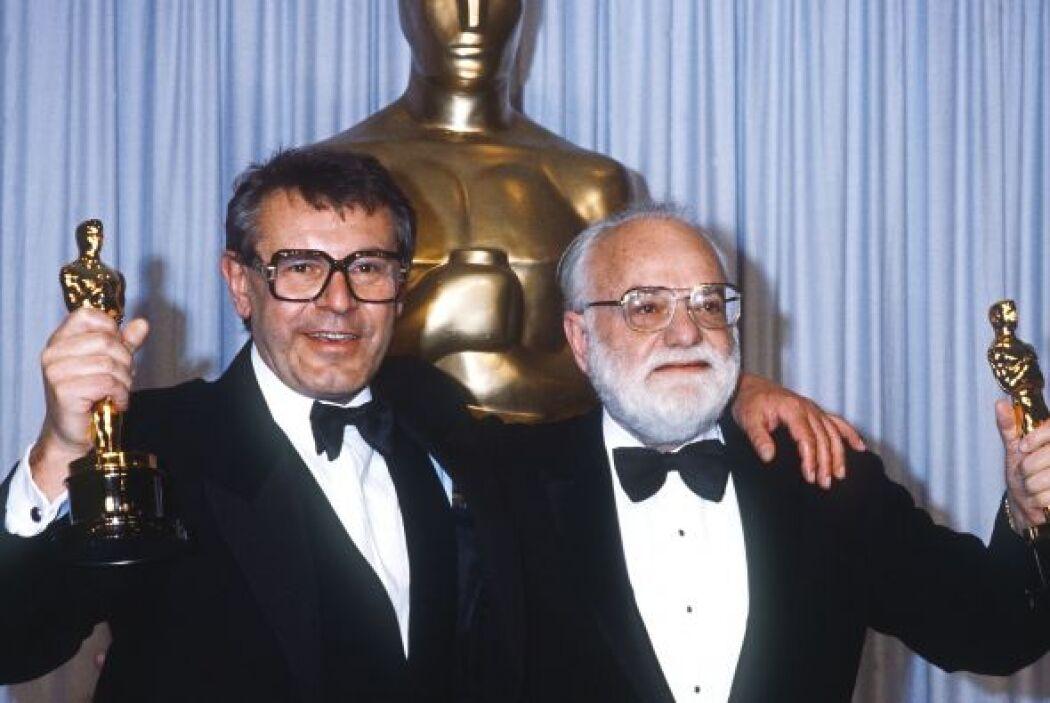 La película ganó varios premios Oscar en 1975. En la foto, Forman aparec...