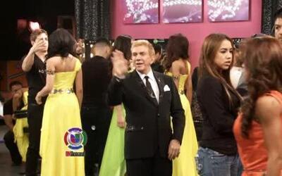 Las chicas del equipo de Osmel Sousa en Nuestra Belleza Latina