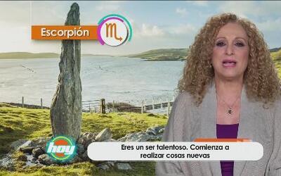 Mizada Escorpión 26 de julio de 2016